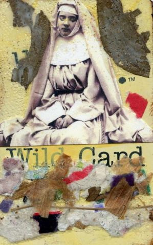 My Guardian Angel ATC by LauraTringaliHolmes