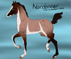 Nordanner Foal 2567- sold by Secret-Z