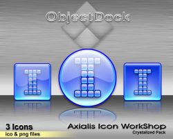 Icon WorkShop by weboso