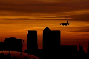 CityJet BAe 146 London City by Alexgeorge14