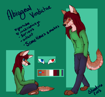 Ref commission for Vindictae wh by Howlinkiro