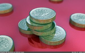 Pound Coins by entangle