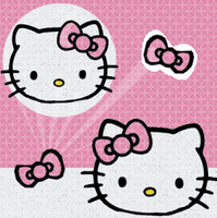 Fondo Hello Kitty Pink :) by MFSyRCM