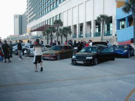 Funk Master Flex Car Show by Rockman1582