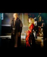 Joanna And Tywin Lannister by Cireal