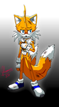 MOBIUS Promo: Tails by John-the-Dreamer