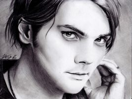 Gerard Way by izziwizVIII
