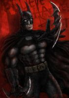 Because I'm Batman by mkozmon