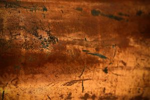 amber abstract texture 1 by beckas