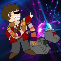 Doctor Who goes Disco by whosname