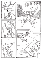 Wizard In Action - Page 3 by BlackMage1234