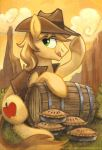 Over a Barrel by sophiecabra