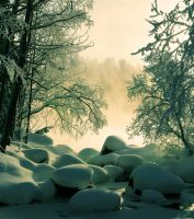 Winterland by KariLiimatainen