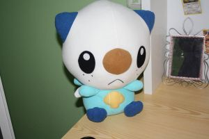 My Little Darling Oshawott by Phewmonsuta