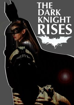 Batman The Dark Knight Rises by KanomBRAVO