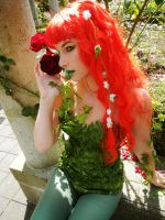 Lovely Flower Poison Ivy by CuteyKitty