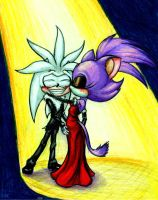 Silvaze: The first Date by MAGICatMIDNIGHT