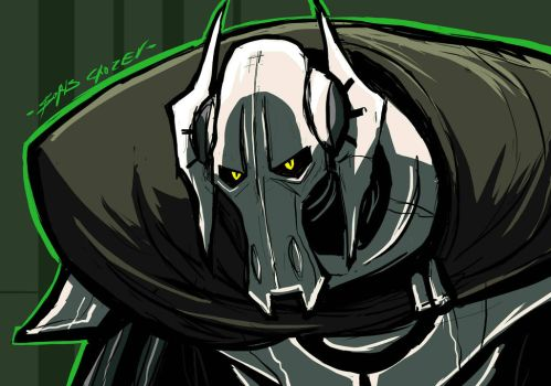 GRIEVOUS by Sabrerine911