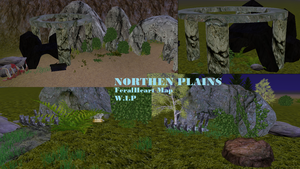 Northen Plains (W.I.P) by oreosayswoof