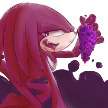 Knuckles by mas2a