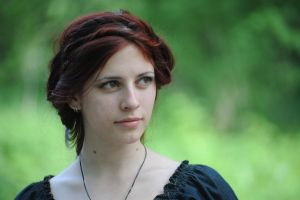 Forest Witchcraft Portrait 2 by Anariel-Stock