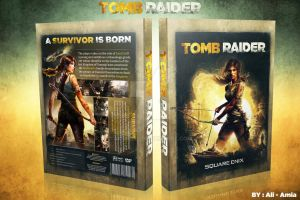 Tomb Raider Cover Art by Amia2172