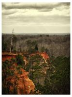 Providence Canyon 03 by sees2moons