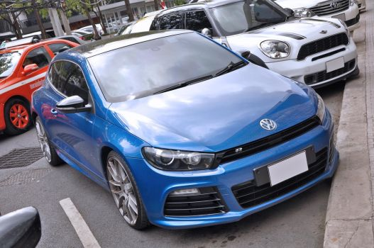 Scirocco R by zynos958