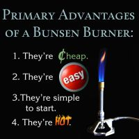 Bunsen Burner by spirithp
