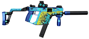 Kriss Vector TRON by PatB91