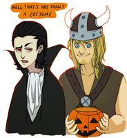 A Very Avengers Halloween 2 by meixx