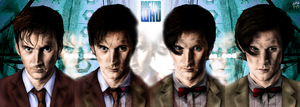Regeneration - The End of Ten by The-13th-Doctor
