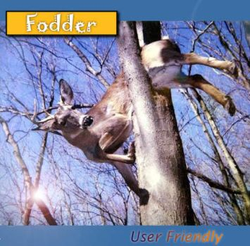 Fodder CD Cover by mambojuice