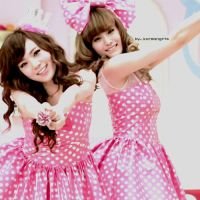 nana_and_lizzy_ORANGE_caramel_by_SujuSar