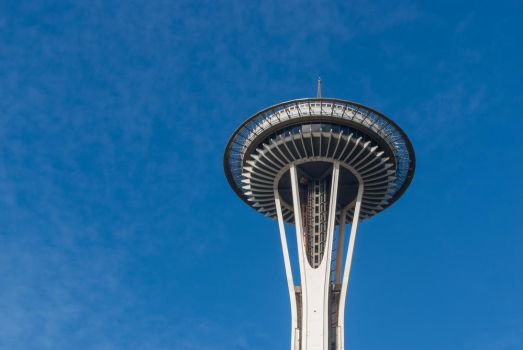 Space Needle 1701.21 by Dilong-paradoxus