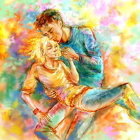 Otayuri Sunflowers by jesterry