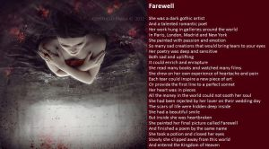 Farewell by demonrobber
