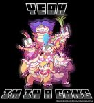 Kickin' it with the Koopalings by ChachaBingbing