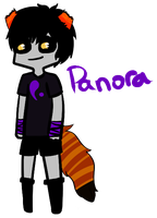 Panora Ansota by bunnytooths