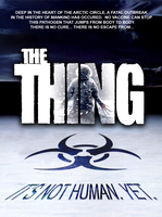 The Thing: Fan-Made Movie Ad by MrAngryDog