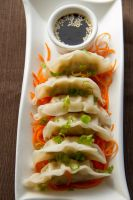 Ginger Cafe Potstickers by Shortie111