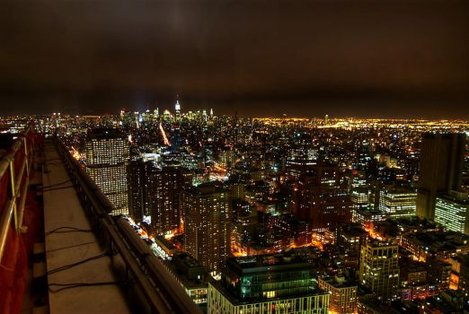 200 West Street NYC 42nd Flr 5 by pennuja