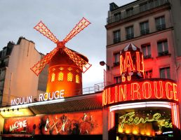 Moulin Rouge by cerenimo
