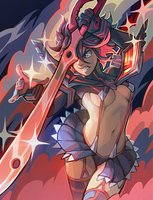 Kill la Kill by Kawiku
