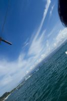 Boracay: out at sea 03 by ninjapeps