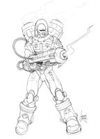 Mr. Freeze by oICEMANo
