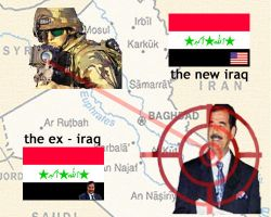 The New Iraq by sydrael