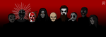 Slipknot by AraghenXD