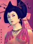 Geisha by DevilishlyCreative