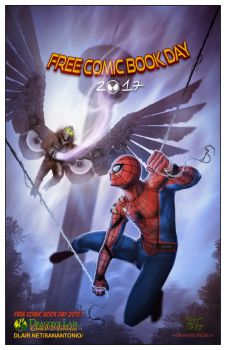 FCBD: Spider-Man Homecoming by GraphicGeek